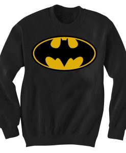 Unisex Crewneck Sweatshirts batman logo design