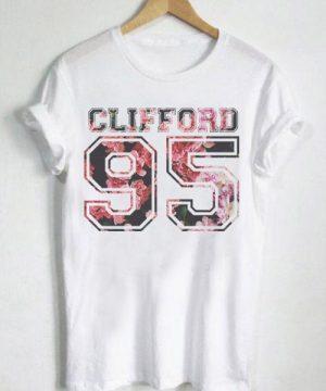 Unisex Premium Tshirt Clifford 95 Design