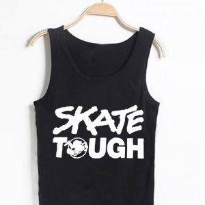 Unisex Tank top men women Louis Tomlinson Skate Tough Design