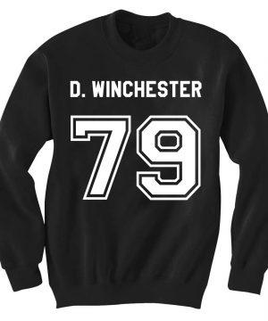 Unisex Crewneck Sweatshirts Supernatural Winchester 79
