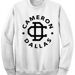 Unisex Crewneck Sweatshirts Cameron Dallas Design
