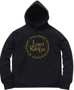 Unisex Premium Hoodies Lord of the ring Design