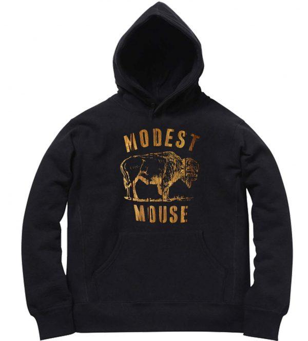 Unisex Premium Hoodies modest mouse design