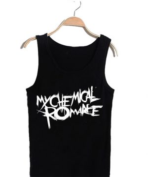 Unisex Tank top men women My Chemical Romance Design