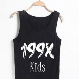 Unisex Men Women 199x Kids Tanktop Tank top