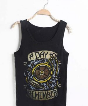 Unisex Men Women A Day To Remember Tanktop Tank Top