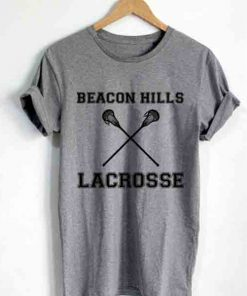 Unisex Premium Beacon Hills Tshirt T-shirt Quote