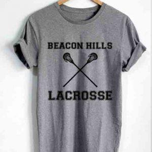 Unisex Premium Beacon Hills Tshirt T-shirt Quote