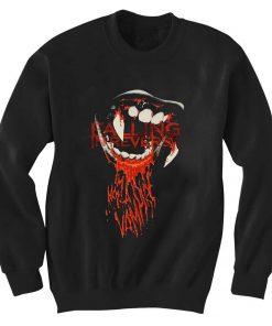 Unisex Crewneck Falling in Reverse Sweatshirts