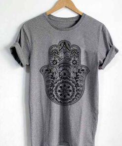 Unisex Premium Hamsa Tshirt T-shirt