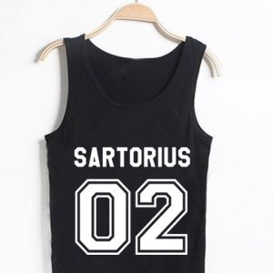 unisex men women jacob sartorius tanktop tank top