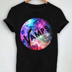 Unisex Premium The Vamps Tshirt T-shirt Logo