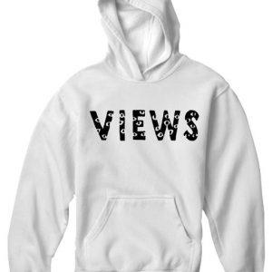 Unisex Premium Drake Views Hoodie Logo
