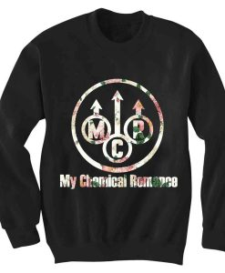 Unisex Crewneck My Chemical Romance Sweatshirts
