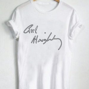 Unisex Premium Tshirt Girl Almighty Logo