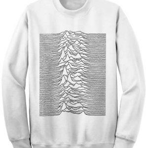 Unisex Crewneck Joy Division Sweatshirts Sweater