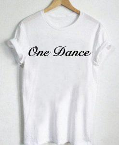 Unisex Premium Tshirt One Dance Drake Logo