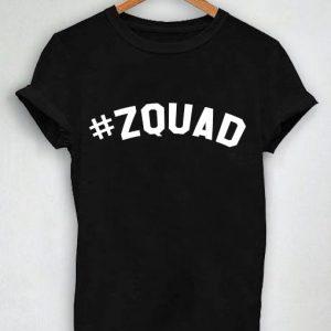 Unisex Premium Tshirt Zayn Squad Logo