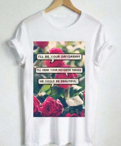 Unisex Premium Tshirt Chainsmokers Quotes