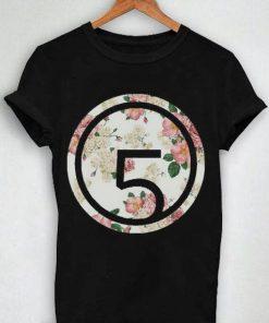 Unisex Premium Tshirt Fifth Harmony Logo
