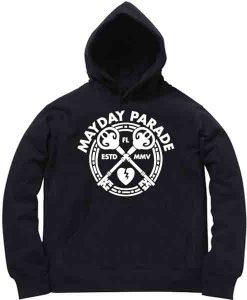 Unisex Premium Mayday Parade Hoodie Logo