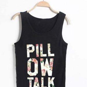 Unisex Men Women Pillow Talk Tanktop Tank Top