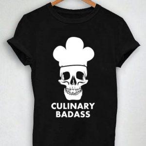 Unisex Premium Tshirt Culinary Badaass