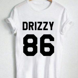 Unisex Premium Tshirt Drake Drizzy 86