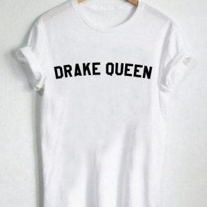 Unisex Premium Tshirt Drake Queen