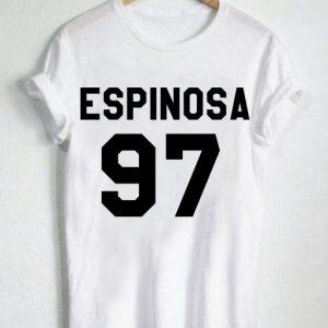 Unisex Premium Tshirt Espinosa 97