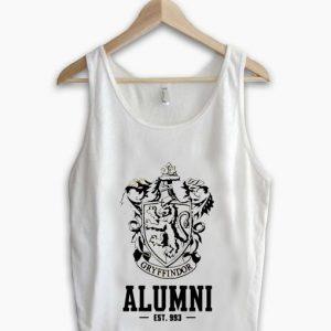 Unisex Men Women Gryffindor Alumni Tanktop Tank Top