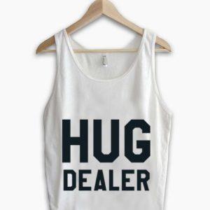 Unisex Men Women Hug Dealer Tanktop Tank Top
