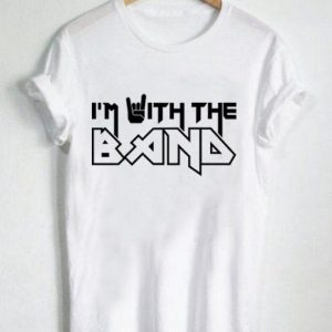 Unisex Premium Tshirt I Am With The Band