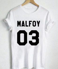 Unisex Premium Tshirt Malfoy 03