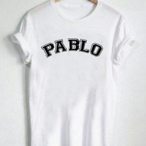 Unisex Premium Tshirt Pablo Shirt Kanye West
