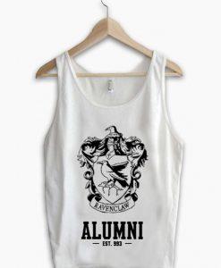 Unisex Men Women Ravenclaw Alumni Tanktop Tank Top