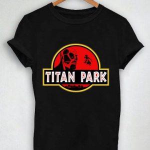 Unisex Premium Tshirt Titan Park
