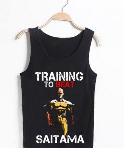 Training To Beat Saitama