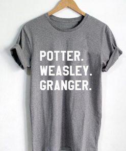Unisex Premium Harry Potter Quotes T Shirts Members Design