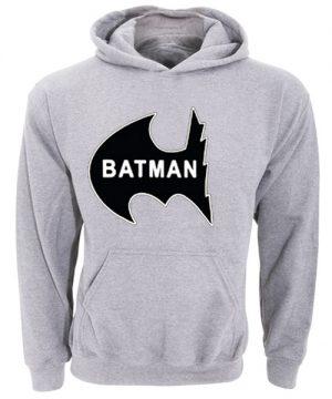 Batman And Robin Logo 2 Adult Fashion Hoodie Apparel Clothfusion