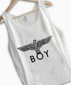 Unisex Men Women Boy Logo Eagle Tanktop Tank Top