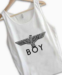 Unisex Men Women Boy Logo Eagle Tanktop Tank Top