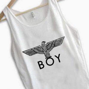 3aa784f720541 Unisex Men Women Boy Logo Eagle Tanktop Tank Top