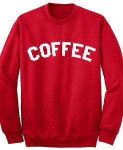 Unisex Crewneck Coffee Sweatshirts Sweater