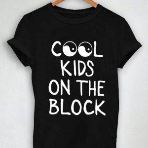 Unisex Premium Cool Kids On The Block T shirt Design Clothfusion