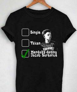 Unisex Premium Dating Jacob Sartorius T shirt Design Clothfusion