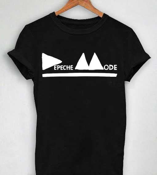unisex premium depeche mode dm t shirt design clothfusion. Black Bedroom Furniture Sets. Home Design Ideas
