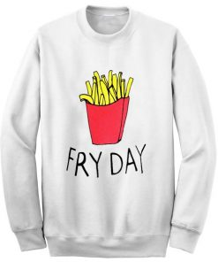 Unisex Crewneck Sweatshirts Fryday Logo Clothfusion