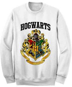 Unisex Crewneck Sweatshirt Hogwarts Logo Harry Potter Design
