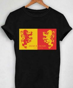 Unisex Premium House Of Lannister T shirt Design Clothfusion